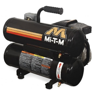 Mi-T-M 5 Gallon Single Stage Electric Air Compressor