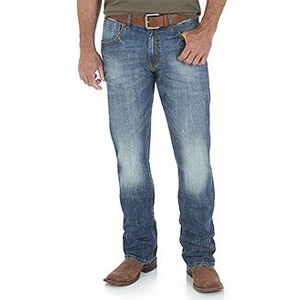 Wrangler Retro® Mens Jeans - Slim Boot