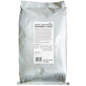 Encore Classic Natural Parakeet Food - 50 lb.
