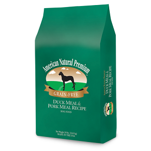 American Natural Premium Duck & Pork Dry Dog Food