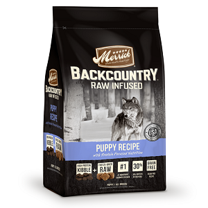 Backcountry Dry Dog Food Backcountry - Raw Infused - Puppy Recipe