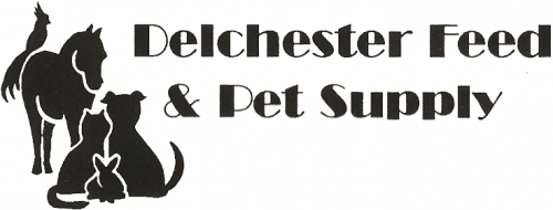 Delchester Feed & Pet Supply Logo