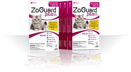 ZoGuard Plus for Cats, Every Cat Size