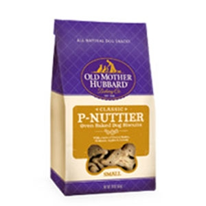 Old Mother Hubbard Mini P-Nuttier Dog Biscuits 20 Ounce