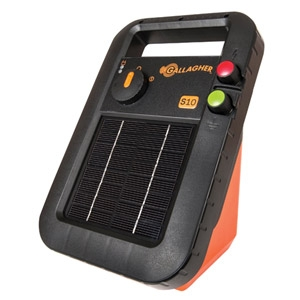 Gallagher® S10 Portable Solar Fence Charger