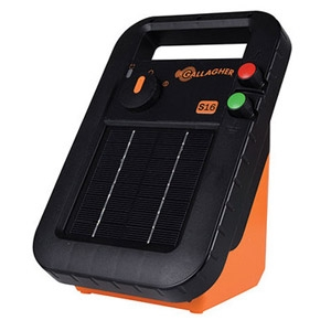Gallagher® S16 Solar Fence Energizer