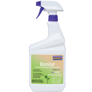 Bonide BurnOut® Weed & Grass Killer RTU 32 Fluid Ounce