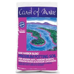 Coast of Maine Bar Harbor Premium Potting Soil 8 Quart