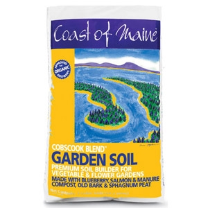 Coast of Maine Cobscook Blend Garden Soil 2 Cubic Foot