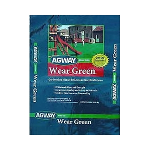 Agway Wear Green Grass Seed 3lb