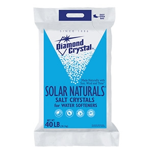 Solar Naturals® Water Softener Salt Crystals