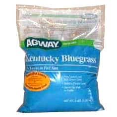 Agway Kentucky Bluegrass Grass Seed Blend 3lb