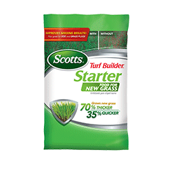 Scotts® Turf Builder® Starter® Food For New Grass