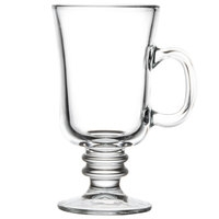 Glass Irish Coffee Mug
