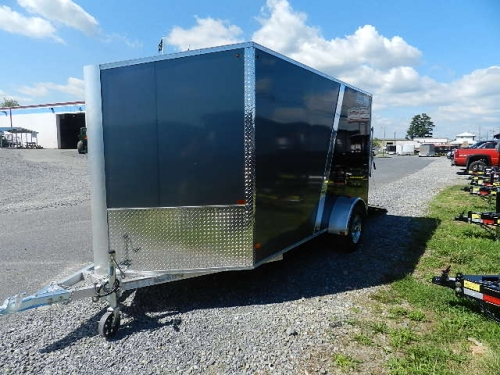 6′ 6″ x 10′ Enclosed Trailer