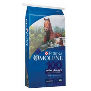 Purina Omolene #100 Horse Feed