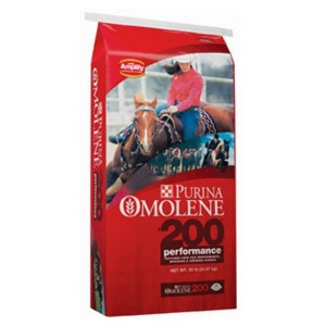 Purina Omolene #200 Horse Feed