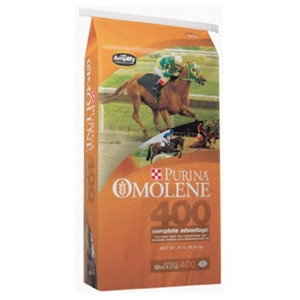 Purina Omolene #400 Horse Feed