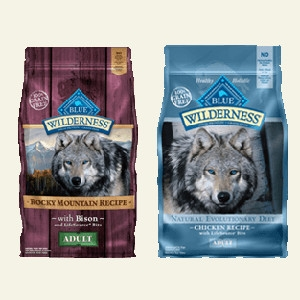BLUE Wilderness Dog Food 24 Pound
