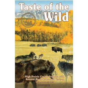 Taste of the Wild® High Prairie Dry Dog Food
