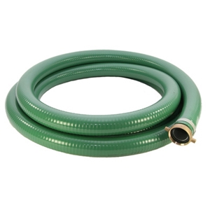 "PVC Water Suction Hose 2"" ID x 20 Ft"