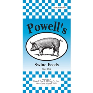 Powell's Pig and Sow Pellets