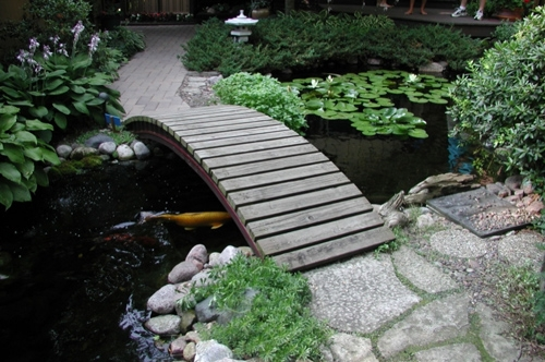 An amazing walkway of your very own.