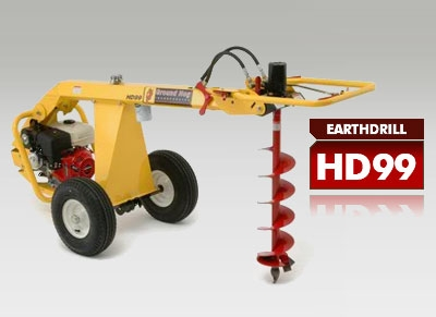 Groundhog One Man Earth Auger