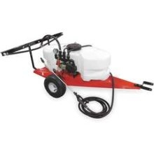 12 Volt Lawn Sprayer Pull Behind