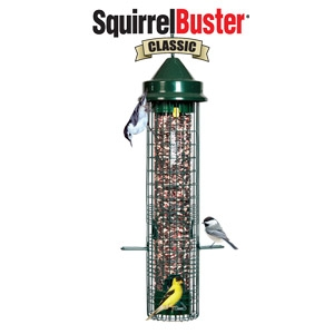 Brome Squirrel Buster Classic Bird Feeder
