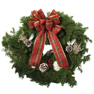 40% Off Lifelike Wreaths & Garland!