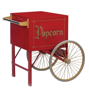 Antique 6 Oz. Popcorn Machine