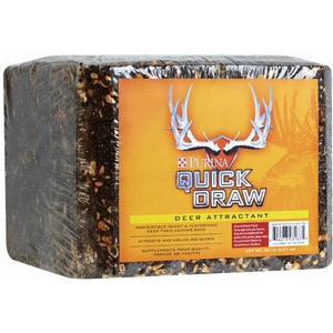 Purina® Quick Draw® Deer Block Attractant