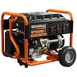 GP Series 6500 Watt Generator
