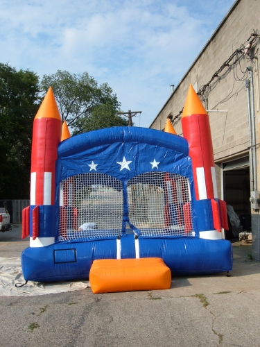 Bounce House, Missile