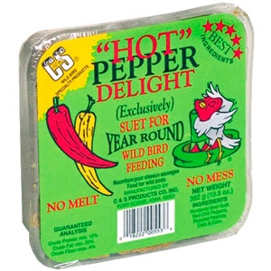 Hot Pepper Delight Suet