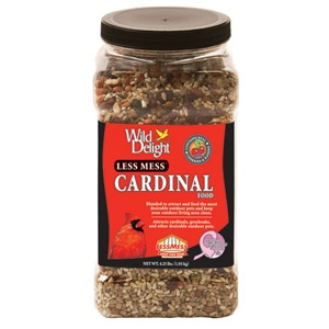 Wild Delight® Less Mess® Cardinal Food