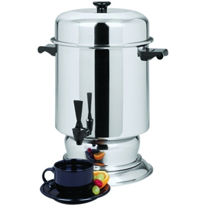 36 Cup Stainless Steel Coffee Maker