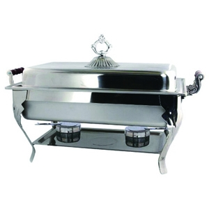 Chafer, Deluxe- 8qt