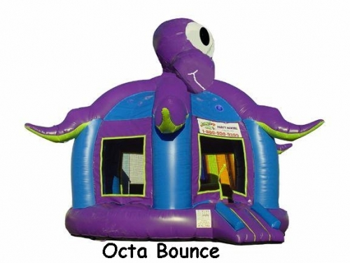 Octabounce Bounce House 15' Inflatable