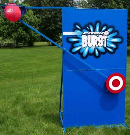 Pitch Burst Game