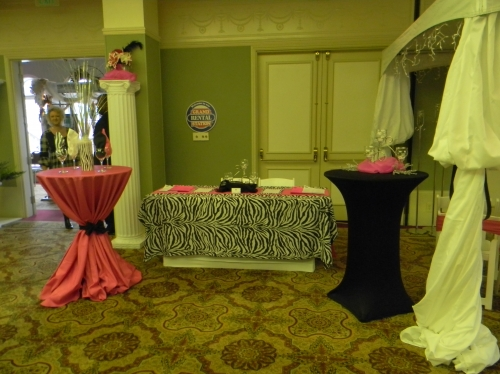 Wedding/Party Tables