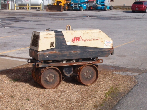Ingersoll Rand Trench Compactor