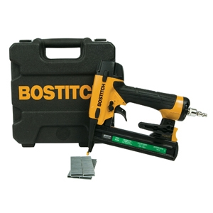 Bostitch 1/4 Crown Underlayment Stapler