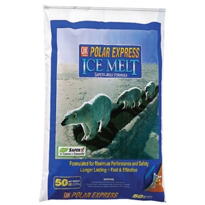 Qik Joe Polar Express Ice Melt