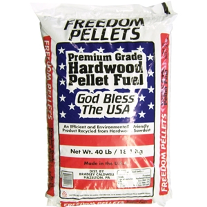 Freedom Hardwood Pellet Fuel