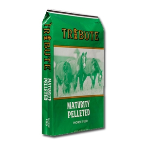 Tribute Maturity Horse Feed 14% Pellet