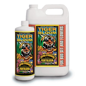 Fox Farms Tiger Bloom Liquid Plant Food (2-8-4)