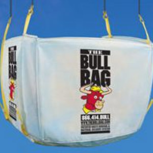 The BullBag Personal Dumpster