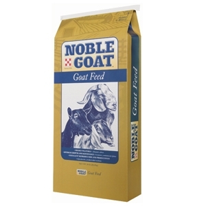 Noble Goat Grower Medicated
